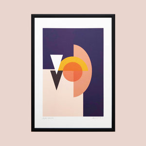 SAMPLE SALE - Abstract No. 1 A4 Print