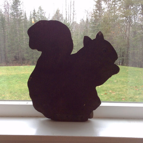 Squirrel Cutout