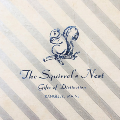 Squirrel's Nest Gift Box