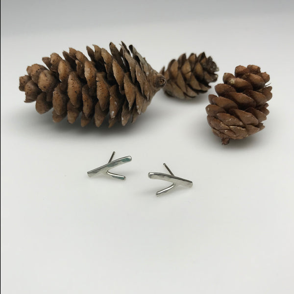 Twig Stud - Single Branch