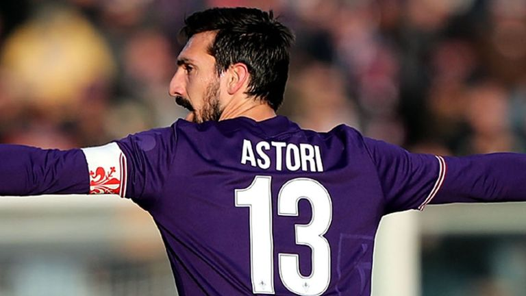 Davide Astori Rest in peace.