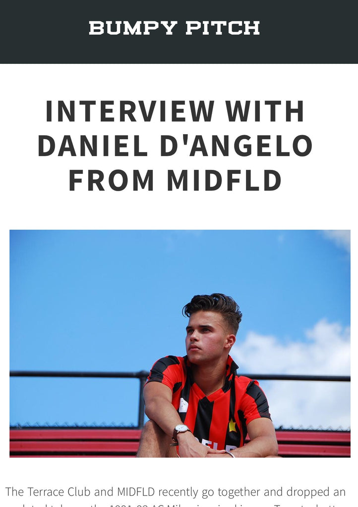 Bumpy Pitch Interview with Daniel D'Angelo from MIDFLD