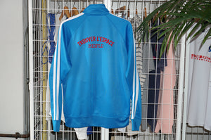 MIDFLD Trouver L'Espace French Blue Track Jacket
