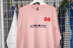 MIDFLD Zizou98 Long Sleeved T-Shirt - Pink