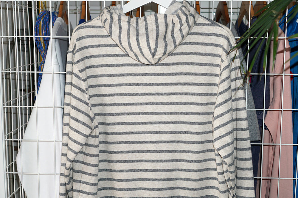 MIDFLD Trouver L'Espace French Stripe Hoody
