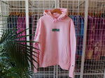 MIDFLD Champion™ New York Funk Reverse Weave Hoodie  - Pink/Green