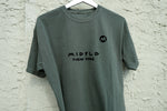 MIDFLD M New York T-shirt - Hemp