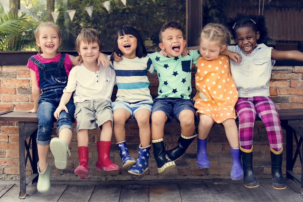 Six Ways To Intentionally Raise Kind Children