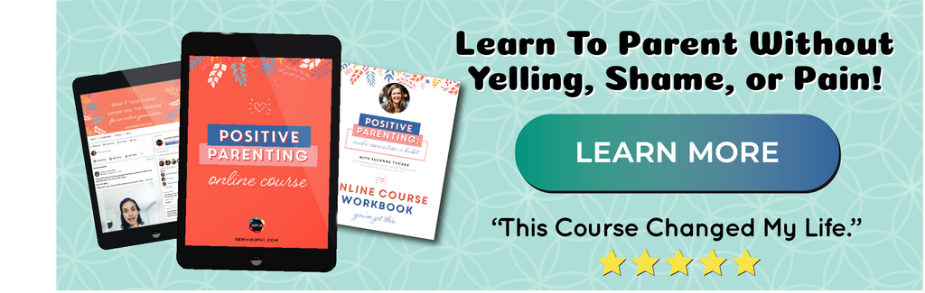 Online Positive Parenting Course, Coaching, and Community