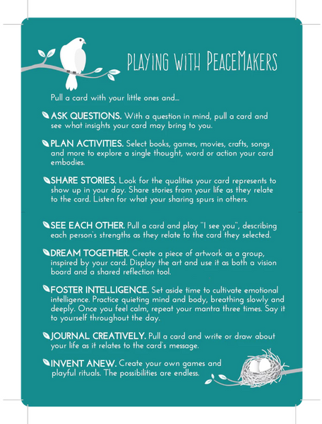 PeaceMakers - more than seven ways to play