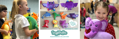 SnuggleBuddies PeaceMakers Collection affiliate