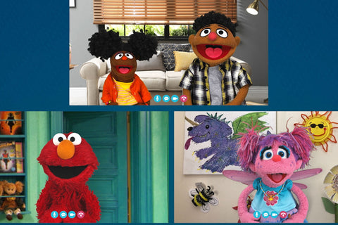 Sesame Street Speaks Up Against Racism