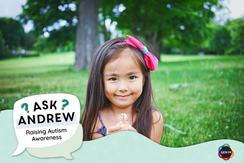 Ask Andrew: Finding Your People