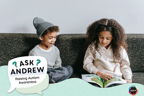Ask Andrew: Respecting Sibling Differences