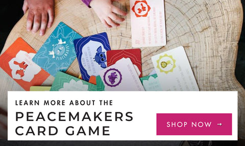 Peacemakers Card Game in action