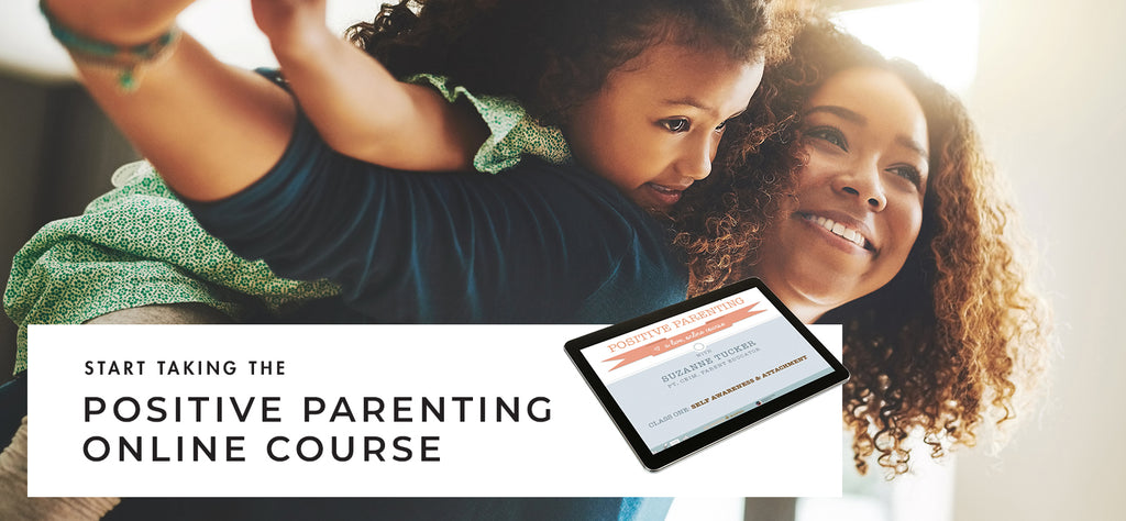 start taking the positive parenting online course