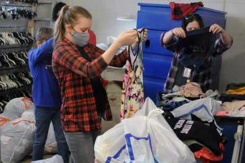 Fifth Grader Creates Kindness Closet For Fellow Students In Need
