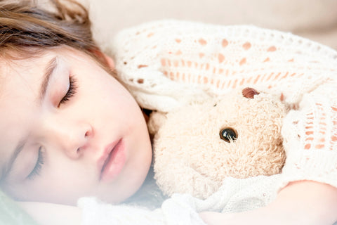 Want Your Child to Sleep Better? Do this.