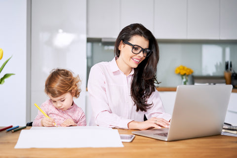 Thriving as a Working Mom