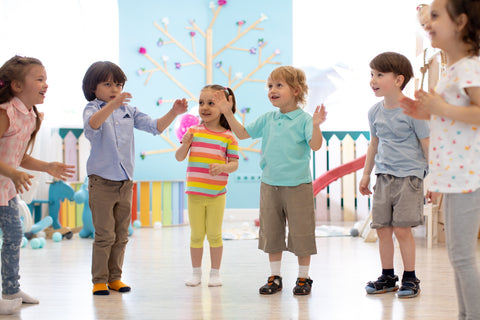 Play-based solutions to reducing stress in the classroom