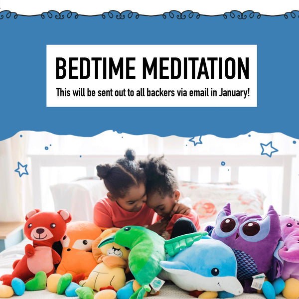 SnuggleBuddies Bedtime Meditations (Reward)