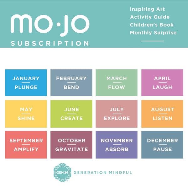 MO•JO Mindful Living Subscription Box