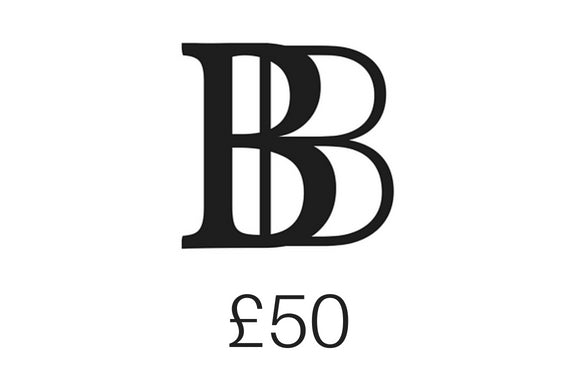 Brash Bijoux Printable Gift Voucher