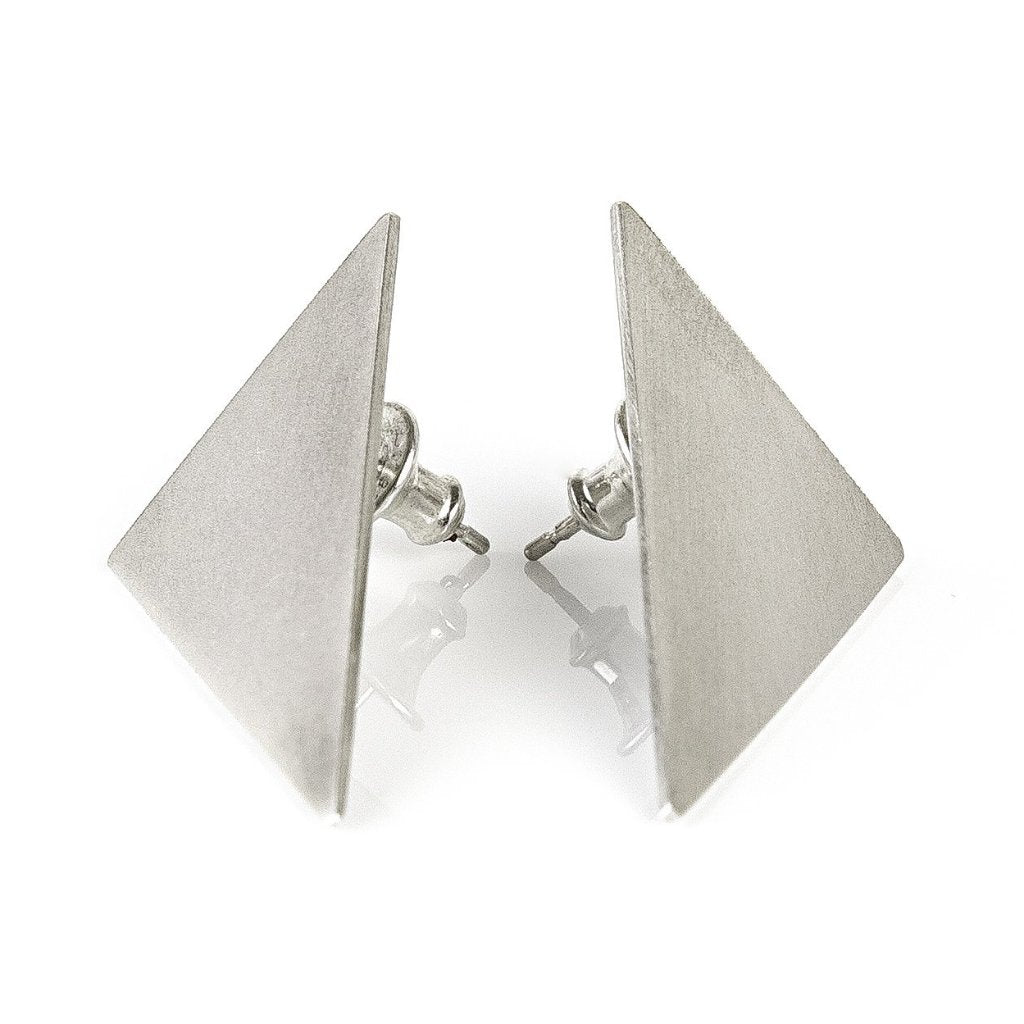 Large Triangle Studs