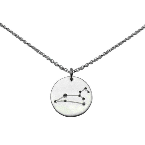 Constellation Necklace, Star Sign Jewellery, Personalised gift