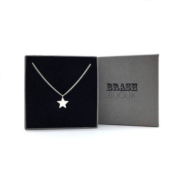 The Star Necklace is the perfect gift for the star in your life.
