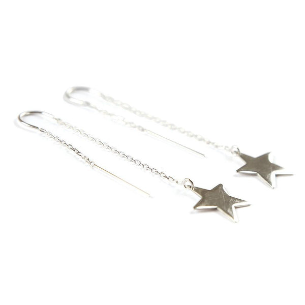 The best selling Star Dangle Earrings from Brash Bijoux