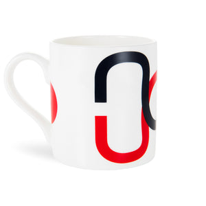 Hastings, Fine Bone China Mug - Harley Boden