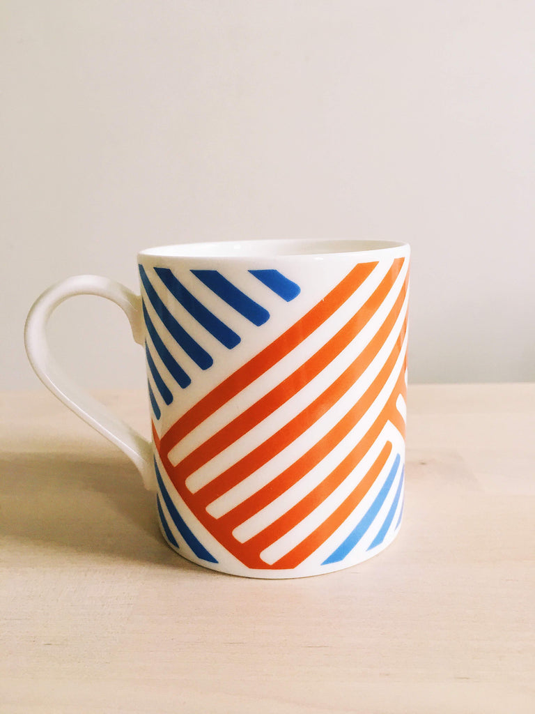 Ure, Fine Bone China Mug