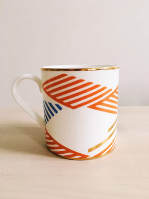 Wye, Fine Bone China Mug