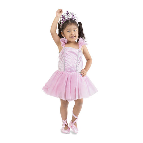 Ballerina Role Play Set - Dress Up Ages 3 - 6