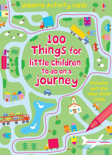 On the Go - Toys, Crafts and Books ideal for travel