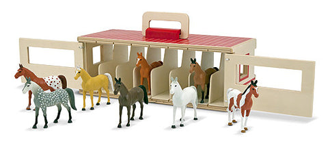 Show Horse Stable