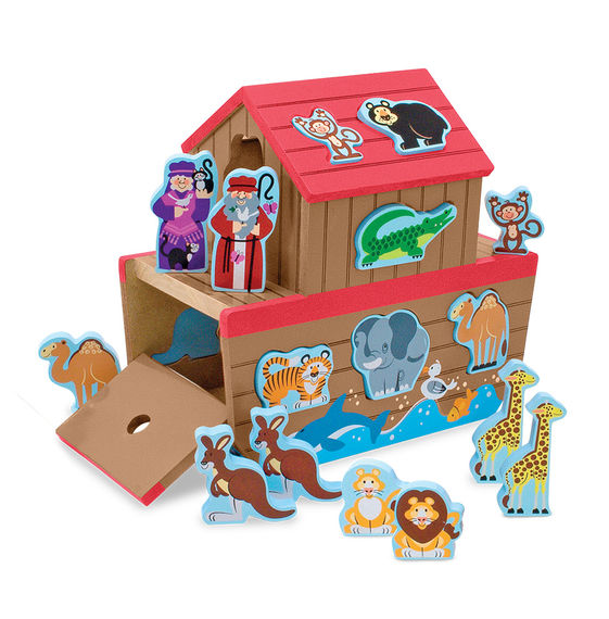 Noahs Ark Shape Sorter Play Set