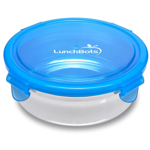 LunchBots Leak Proof Round 630ml Container