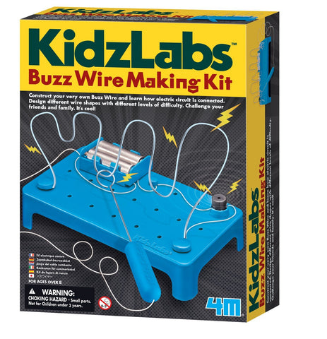 Buzz Wire Making Kit by Kidz Labs