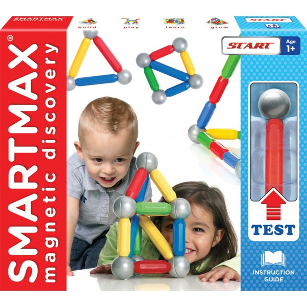 SmartMax Magnetic Playset Start 23 Set (23 pieces) Age 1+
