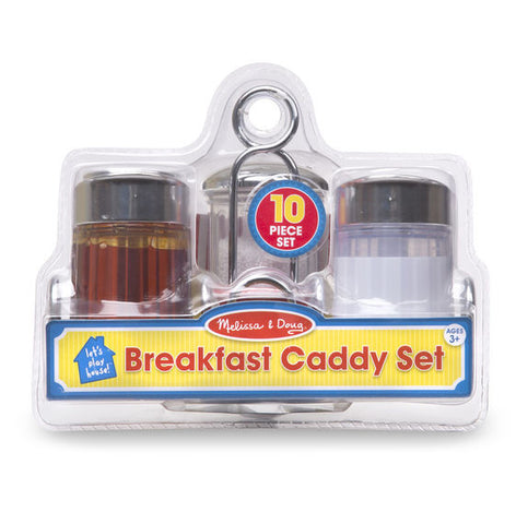 Breakfast Caddy Set