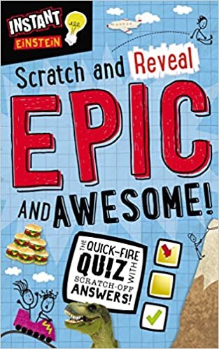 Scratch & reveal Epic and Awesome!