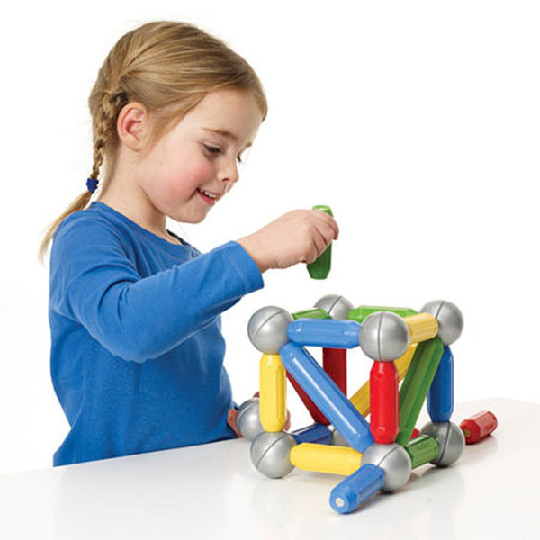 SmartMax Magnetic Playset Start Plus Set (30 Pieces)
