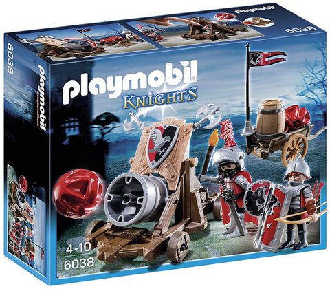 Hawk Knights Battle Cannon by Playmobil  (6038)