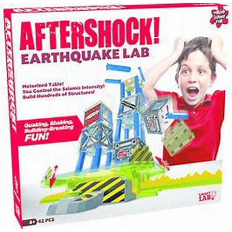 Aftershock Earthquake Lab -  Science Kit by Smart Lab