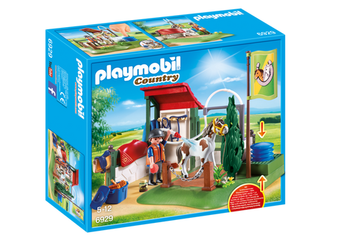 Playmobil Country - Horse Grooming Station (6929)