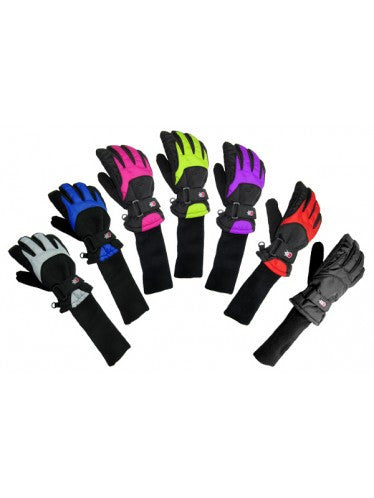 SnowStoppers Ski / Snowboard Gloves for Kids Purple