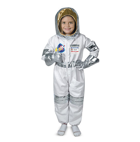 Astronaut Role Play Dress Up Costume