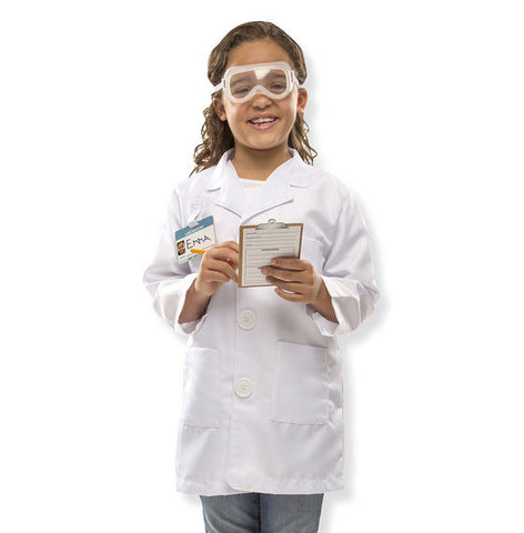 Scientist Role Play Set / Costume